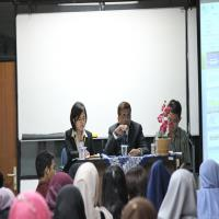 Dr.Gaurang at Uni.Of Indonesia,as An Interanationa